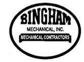 Bingham Mechanical logo